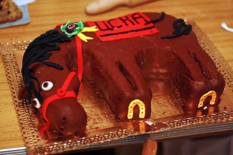 Поздравления фаната цска с днем рождения
